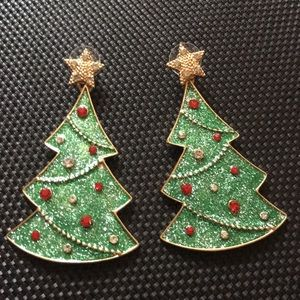 Jewelry - Holiday season earrings. New